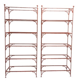 Image of Tall Bookcases