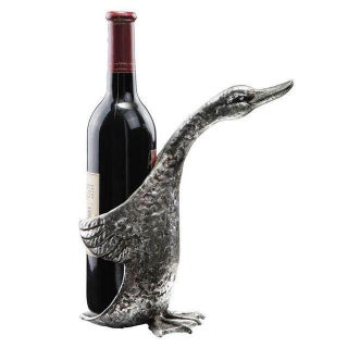 Happy Silver Duck Bottle Holder Preview