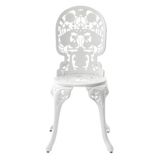 Seletti, Industry Chair, Indoor/Outdoor, White, Studio Job, 2017 For Sale