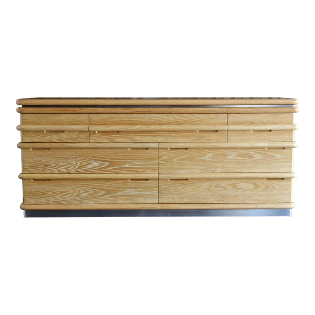 Jay Spectre Chest for Century Furniture, Circa 1980 For Sale