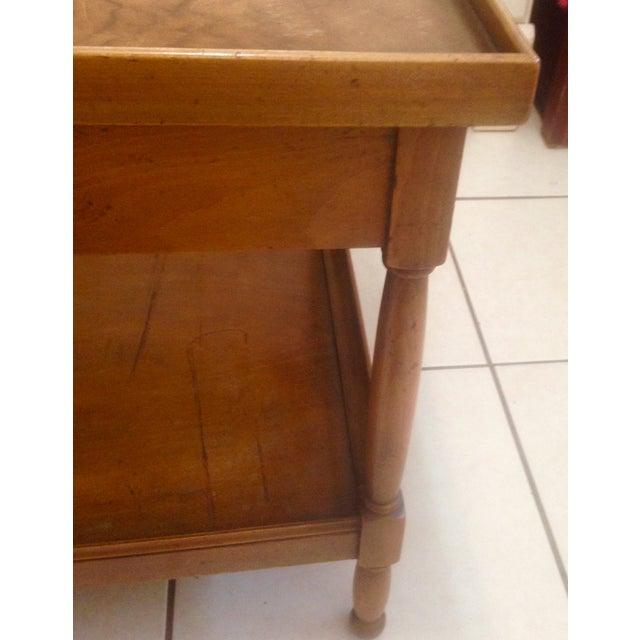 Baker Palladian Side Table - Image 6 of 8