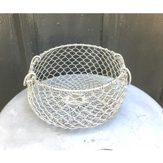 Silver Chain Hanging Plant Basket Preview