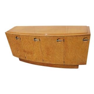 Gilbert Rohde Art Deco Buffet Cabinet for Herman Miller 1939 For Sale