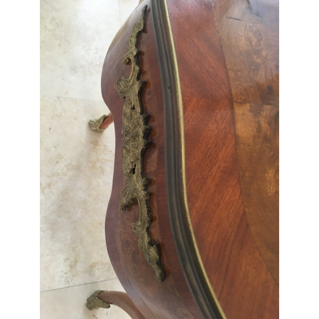 1940s French Louis XVI Cherrywood Table For Sale In Miami - Image 6 of 8
