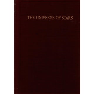 """1929 """"The Universe of the Stars"""" Collectible Book For Sale"""