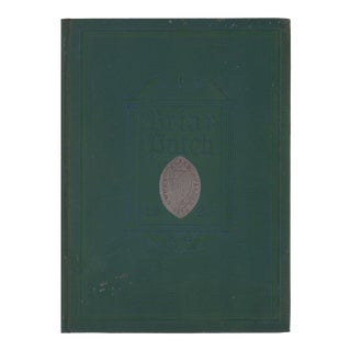 "1928 ""Sweet Briar College Yearbook: The Briar Patch 1928"" Coffee Table Book For Sale"