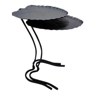 Vintage Salterini Lily Pad Nesting Tables For Sale