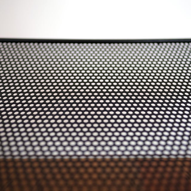 Raymor Perforated Metal Catch All by Richard Galef for Ravenware, 1950s For Sale - Image 4 of 8