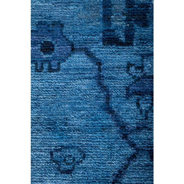 "Vibrance Hand Knotted Area Rug - 8' 10"" X 11' 8"" - Image 3 of 4"
