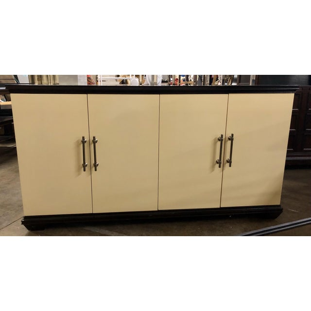 2010s Contemporary Ivory Haven Buffet For Sale - Image 5 of 5