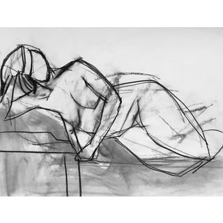 Figure Drawing #4 For Sale
