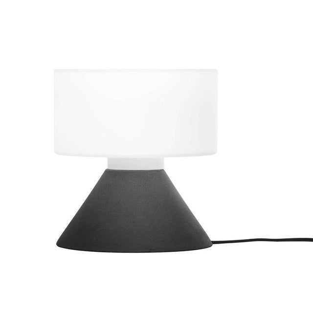 **NOTE: 6-8 WEEK LEAD TIME** Samuli Naamanka 'Concrete' table lamp for Innolux Oy. Designed by the internationally...