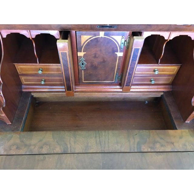 Biltmore Estates Drexel Drop Front Desk For Sale - Image 12 of 13