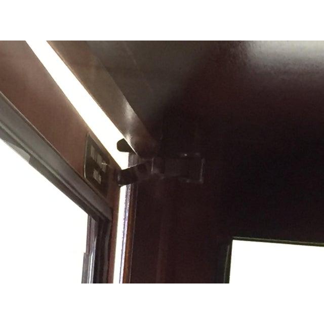 "Howard Miller ""Walcott"" Lighted Curio Cabinet - Image 9 of 11"