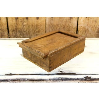 Himachal Carved Spice Box Preview