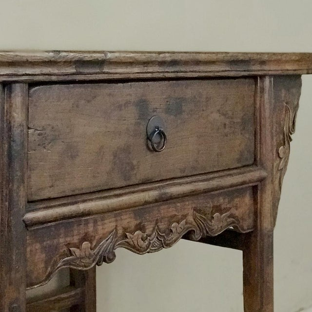 19th Century Chinese Console ~ Cabinet For Sale - Image 11 of 13