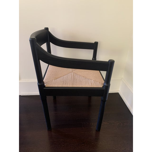 Mid-Century Modern Custom Made 'Charlotte Perriand' Style Chairs - Set of 8 For Sale - Image 3 of 7