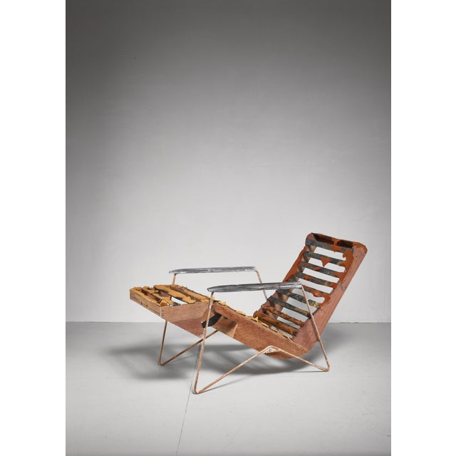 Ernesto Hauner Chaise Longue, Brazil, 1950s For Sale - Image 13 of 13