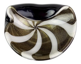 Image of Blown Glass Decorative Bowls