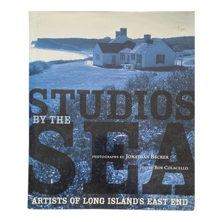 Studios by the Sea by Bob Colacello, Signed For Sale