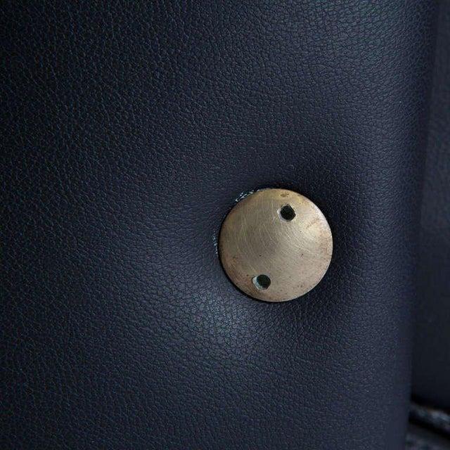 """Metal Rare """"Delfino"""" Sofa by Erberto Carboni for Arflex For Sale - Image 7 of 10"""