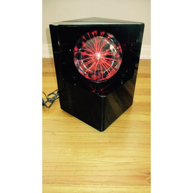 1980s Optic Illusion Table Lamp - Image 10 of 11