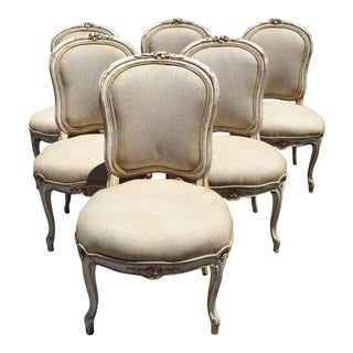 Louis XV Side Chairs - Set of 6