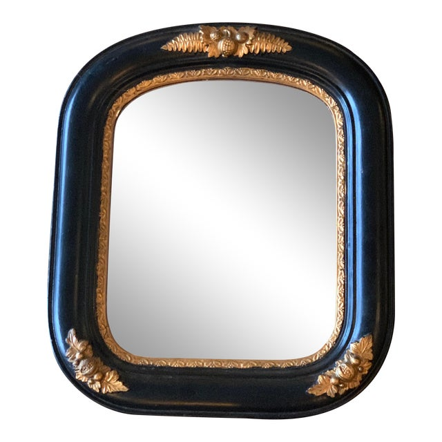 Late 20th Century Acorn Wall Mirror For Sale