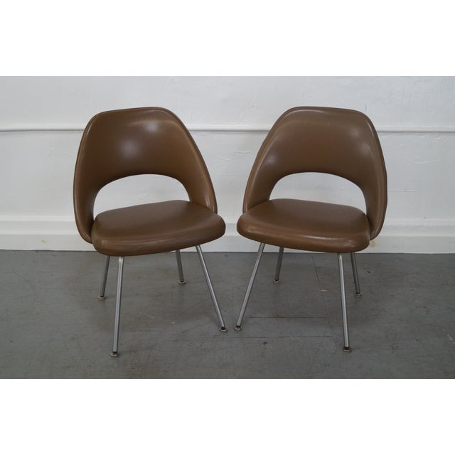 Knoll Vintage Saarinen Executive Chais - Set of 4 - Image 2 of 10