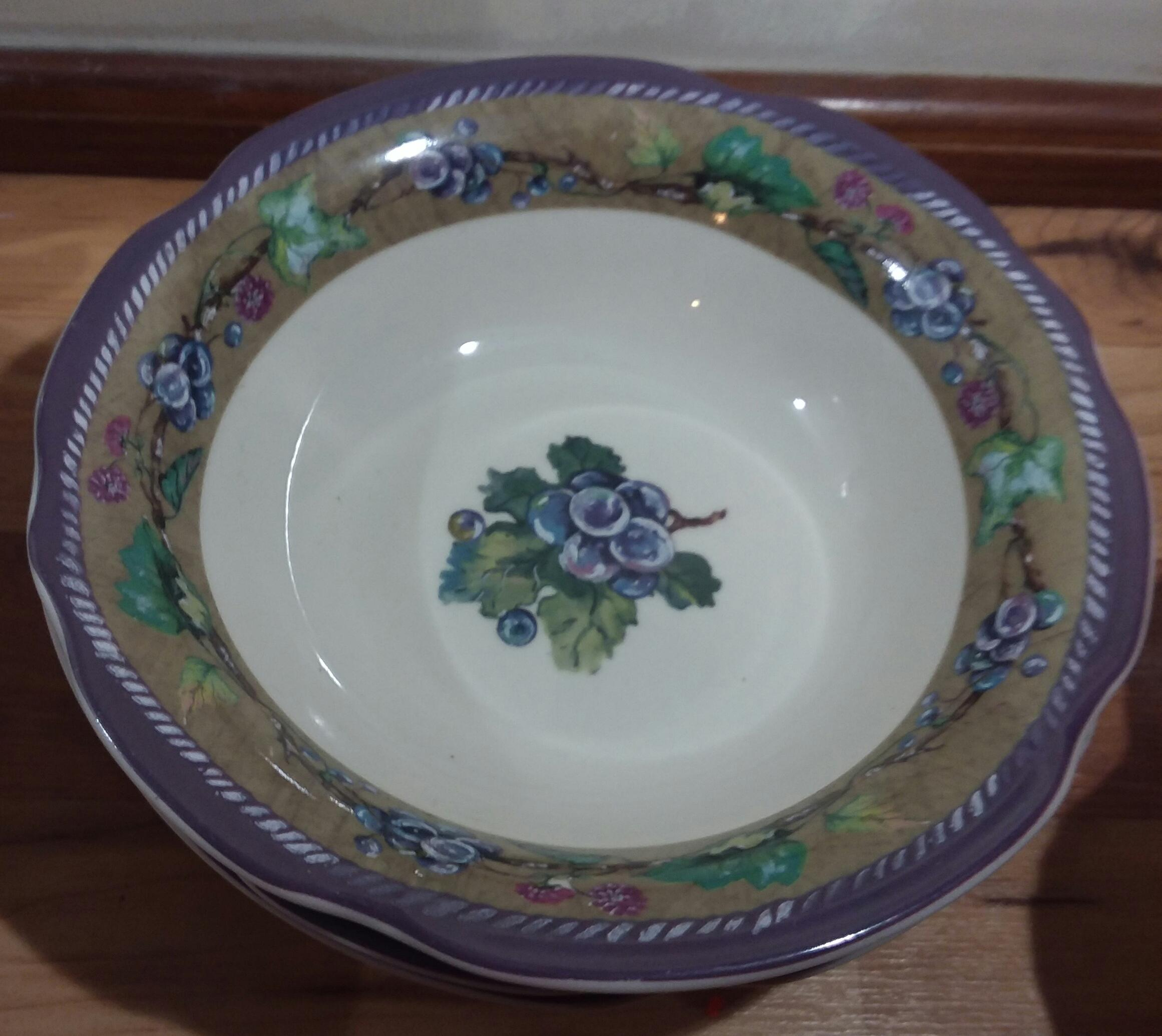Tracy Porter  The Claret Collection  Dinnerware - 15 Pc. - Image ... & Tracy Porter