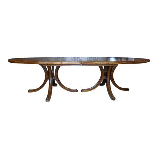 Batavia Pedestal Base Dining Table