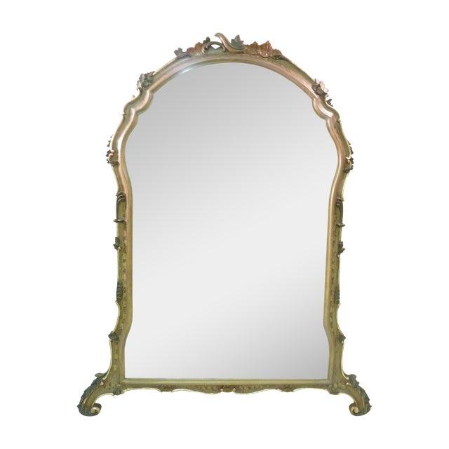 Venetian Painted Mirror - Image 1 of 4