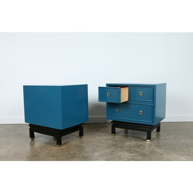 American of Martinsville Nightstands - A Pair - Image 9 of 11