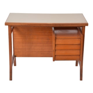 Small Writing Desk by Gio Ponti for Schirolli, Italy, 1960s For Sale