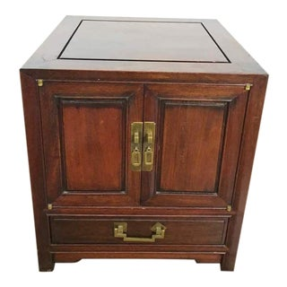 George Zee & Co. Chinese Rosewood Small Cabinet