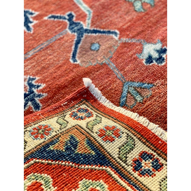 1990s Serapi Large Area Rug-10′ × 13′9″ For Sale - Image 4 of 13