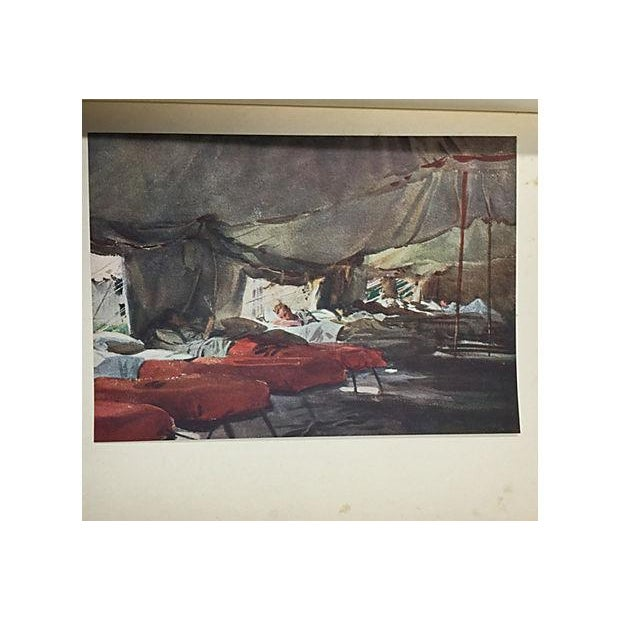 """"""" Famous Water Colour Painters"""" 1930 Book by J. S. Sargent - Image 6 of 10"""