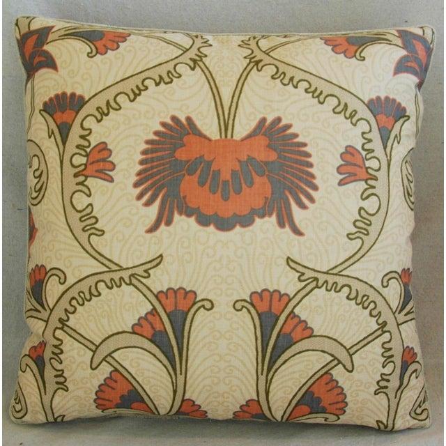 Designer Home Couture Contessa Linen Pillows - A Pair For Sale - Image 4 of 10