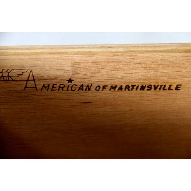 Vintage American of Martinsville Mid-Century Dresser - Image 7 of 8