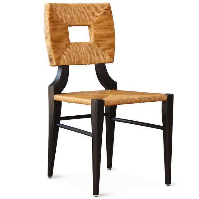 Not Yet Made - Made To Order How to Marry a Millionaire Side Chair For Sale - Image 5 of 6