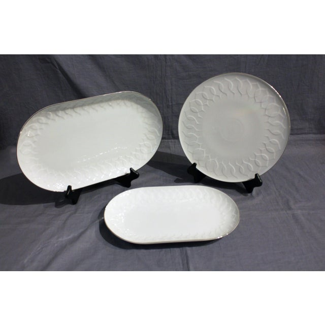 Mid-Century Modern 1970s Rosenthal Studio-Line China Service - Set of 98 For Sale - Image 3 of 10