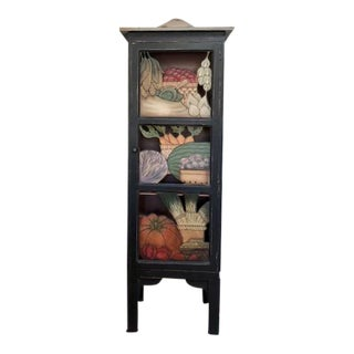 French Pantry Cabinet