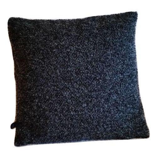 Designtex Biba Black Magic Boucle Pillow Cover - Image 1 of 2