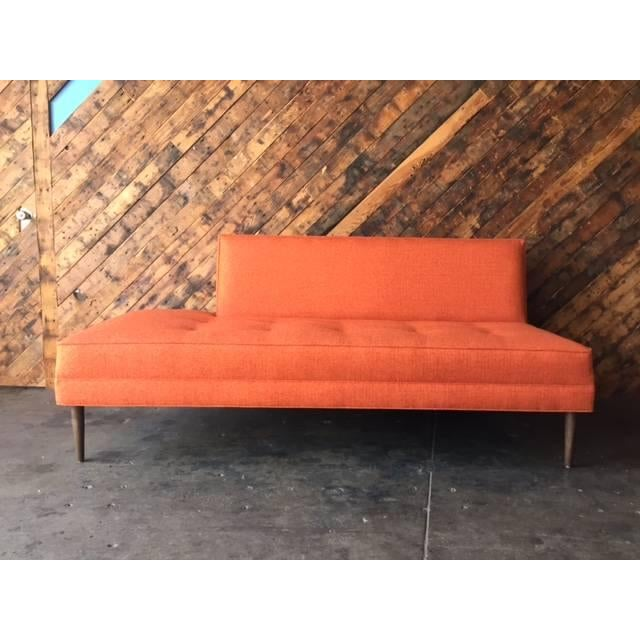 Mid Century Style Custom Day Bed Sofa - Image 5 of 6