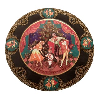 Marie's Magical Gift, the Nutcracker Collectors Plate
