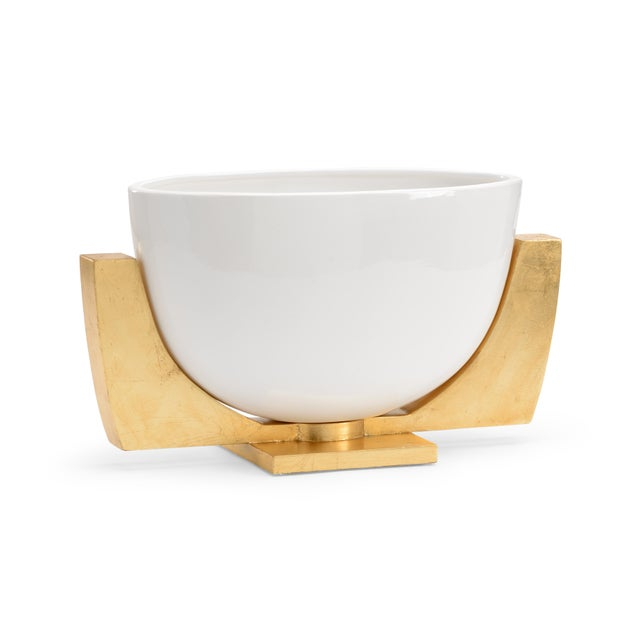Contemporary Chelsea House Inc Lander Bowl For Sale - Image 3 of 3