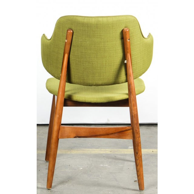 "Danish Modern ""Penguin"" Chair - Image 3 of 4"