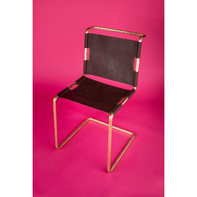 Safari Chair by Artist Troy Smith - Contemporary Design - Artist Proof - Custom Furniture - Limited Edition Hand Made /...