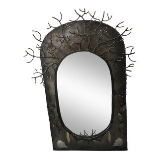 Metal Decorative Mirror For Sale