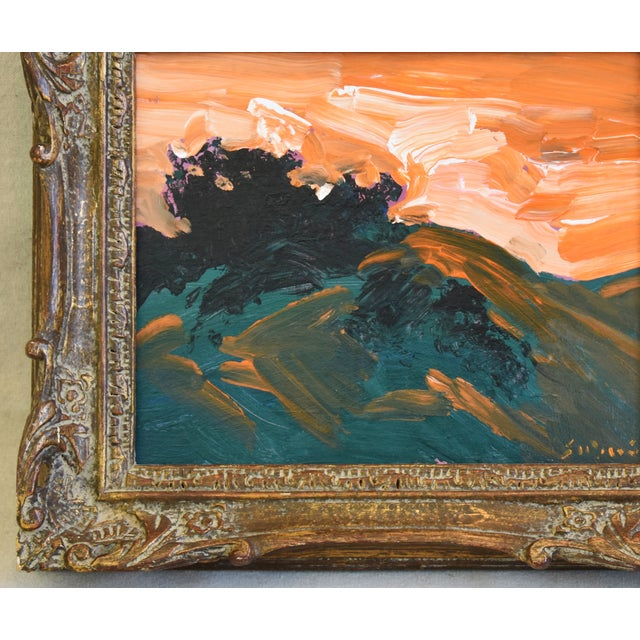 Juan Pepe Guzman Ojai California Landscape Oil Painting For Sale In Los Angeles - Image 6 of 9